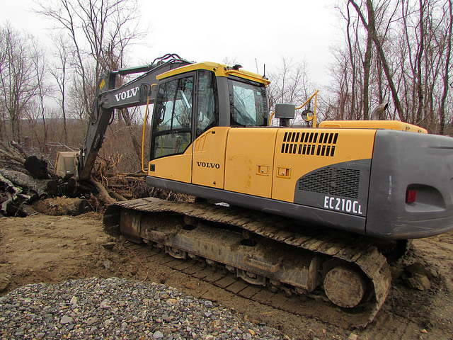 cmt earth moving excavating in CT