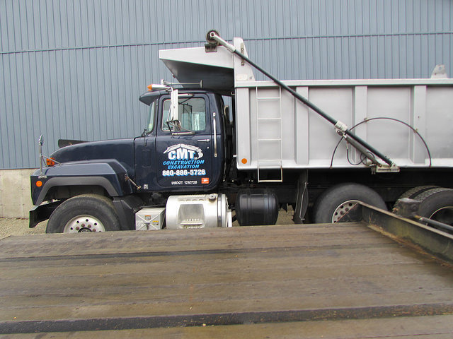 CMT Construction Dump Truck